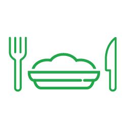 Pratos & Saladas