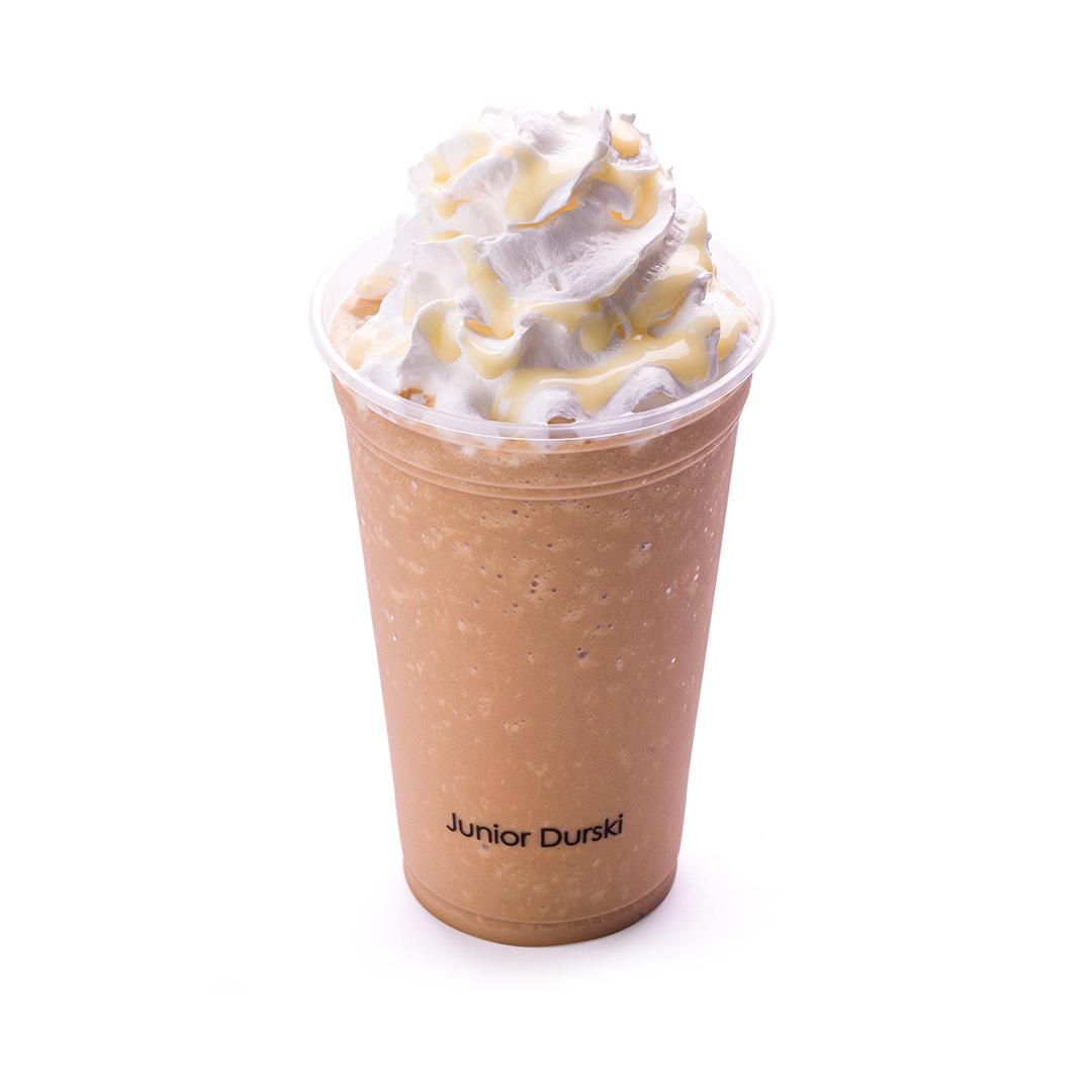 Frapê com Café e Leite Desnatado - Mocha Branco M