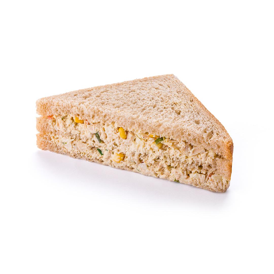 Sanduíche Natural de Palmito