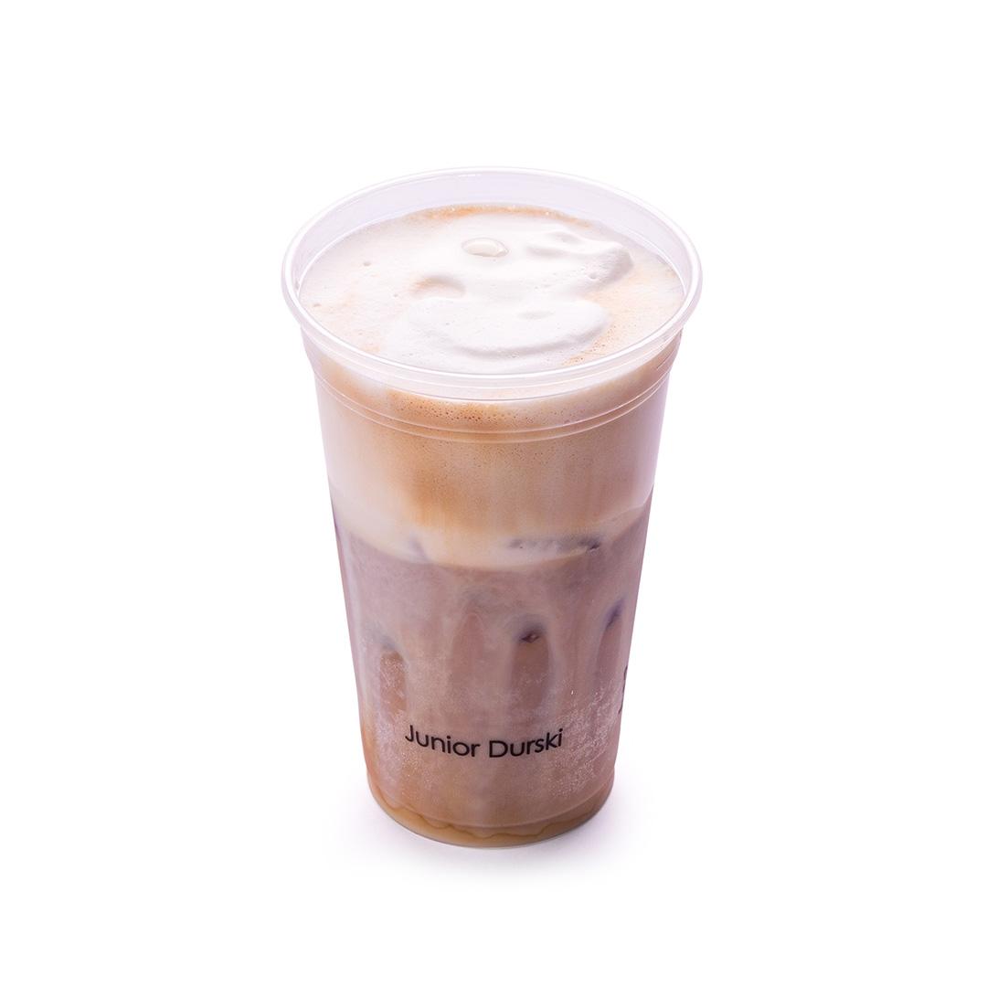 Iced Café Latte com Leite Vegetal de Castanha M