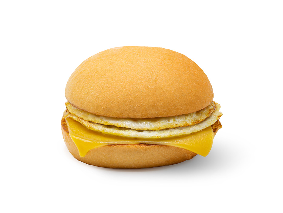 Double Cheese Egg