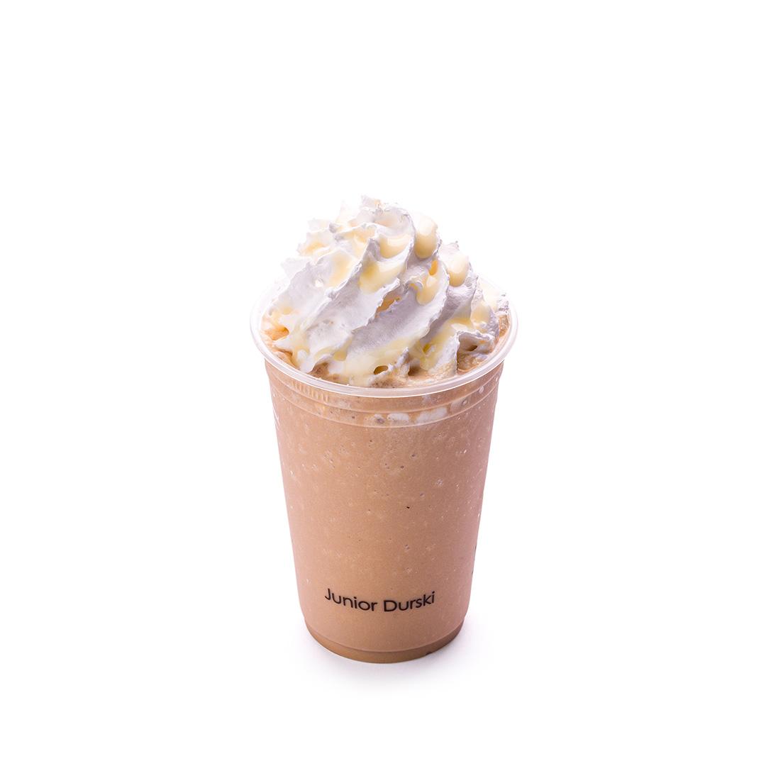 Frapê com Café e Leite Vegetal de Castanha - Mocha Branco P