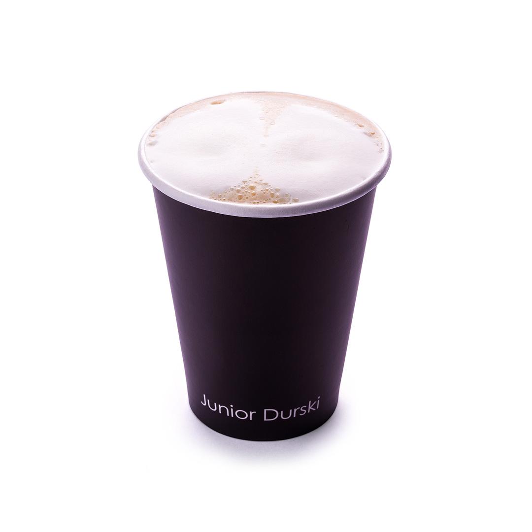 Café Latte com Leite Vegetal De Castanha M