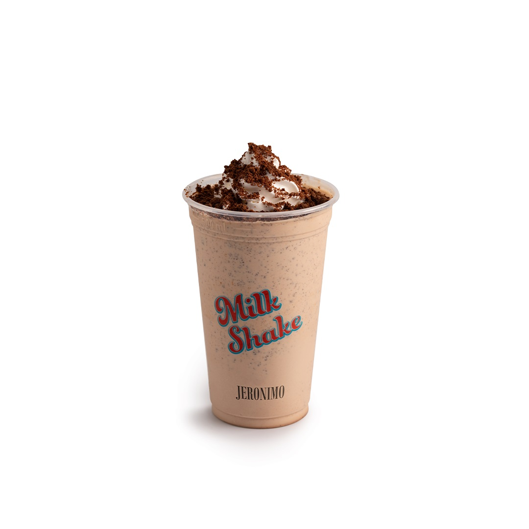 Milk Shake de Brownie P